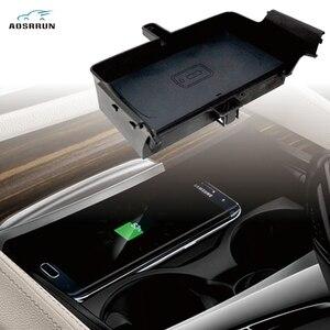Car Mobile phone QI wireless c