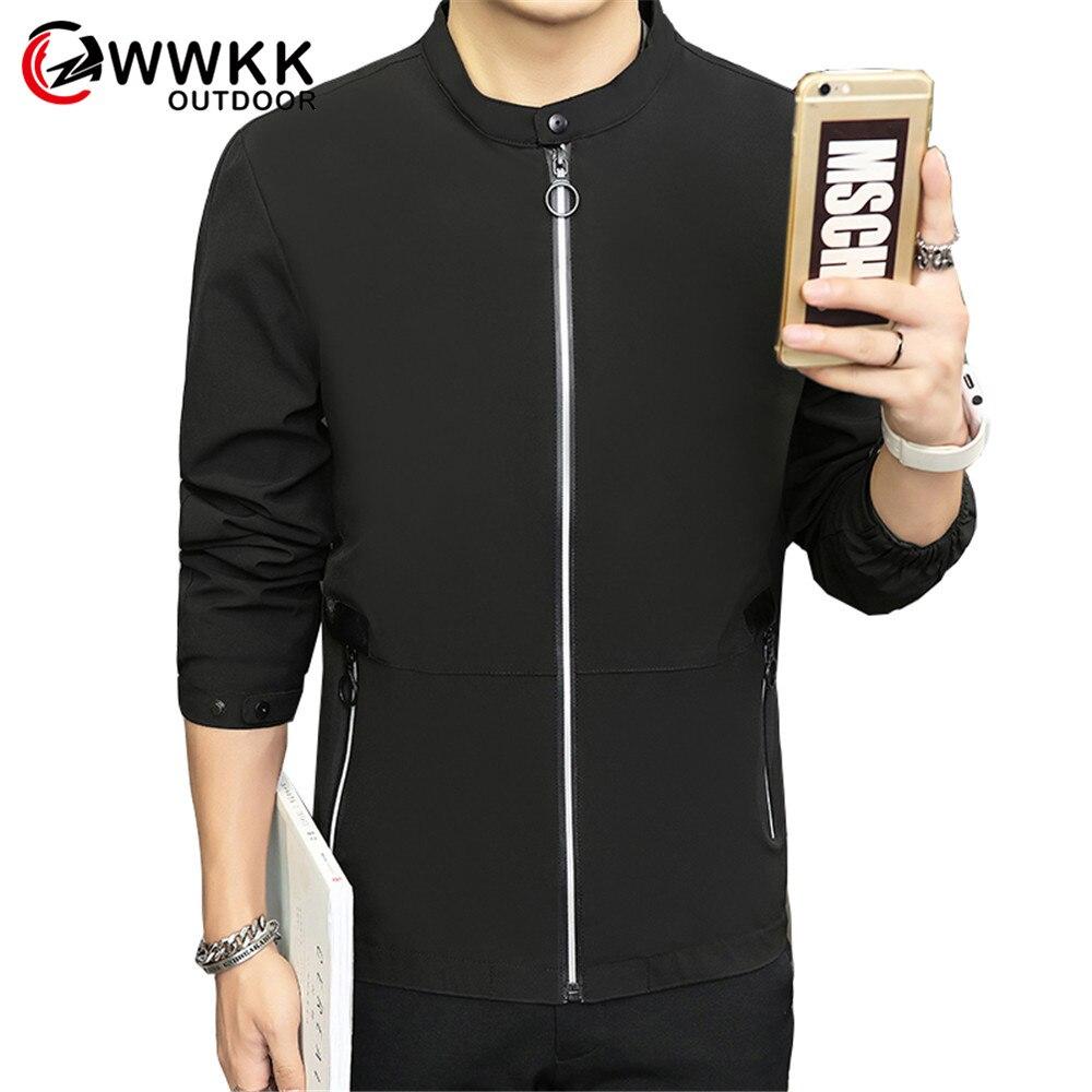 WWKK Men Breathable Windbreaker Mountaineering Jackets Sports Coat Male Hunting Hiking Jacket Light Weight Waterproof Sportswear|Hiking Jackets| |  -