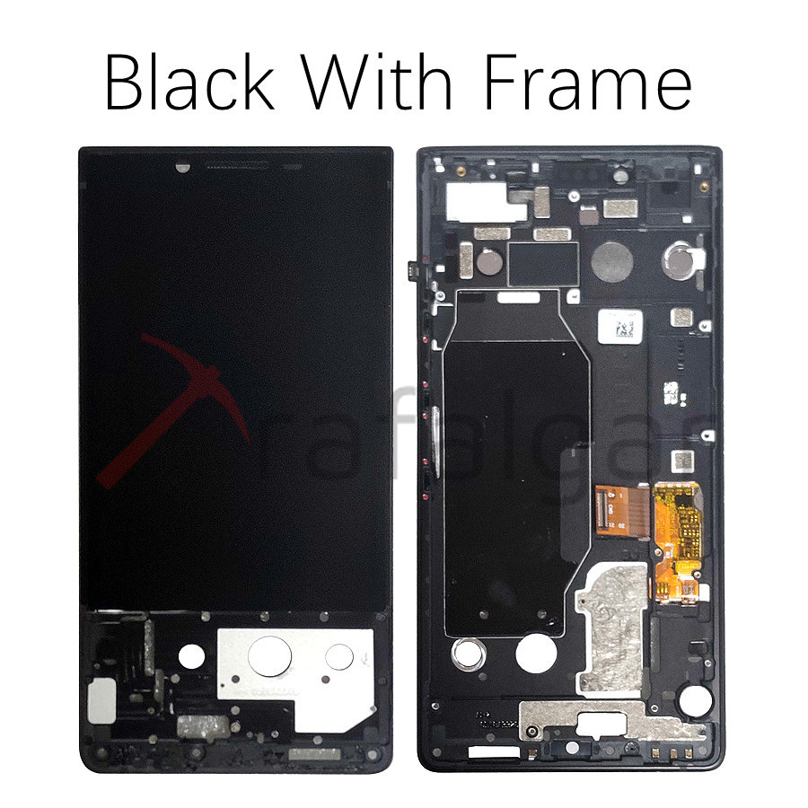 Image 3 - For BlackBerry Key2 LCD Display Touch Screen Digitizer Assembly  Key2 Screen With Frame For Blackberry Key 2 LCD Screen KeyTwoflex  cablepower flex cableswitch on
