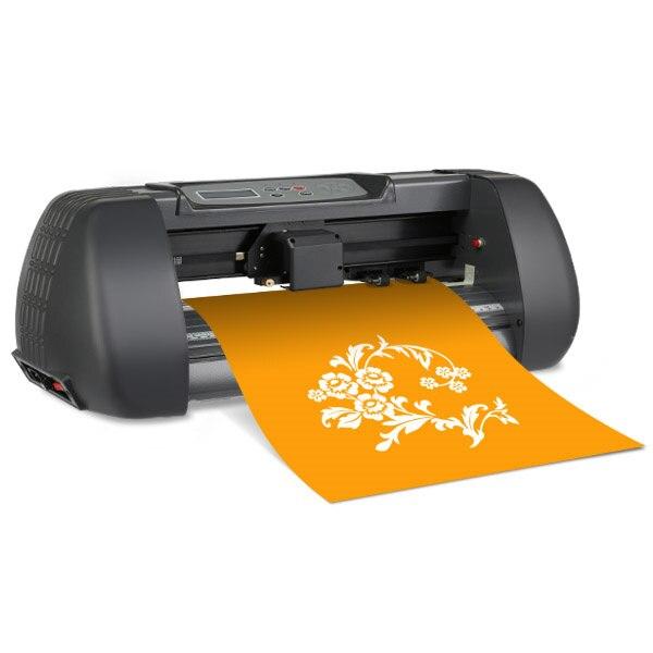 14 Inch Adjustable Width Cutting Plotter, Vinyl Cutter Machine, Sign Making Machine