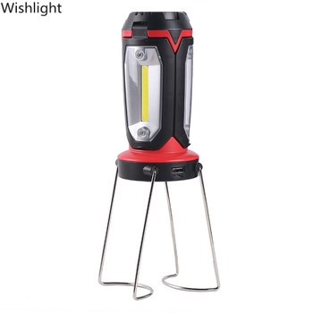 Waterproof Emergency  Lamp CSY-540 Led Lantern Spotlight Lamp Rechargeable Portable Work Light Lamp Outdoor Camping Light led work light portable spotlight 100w led work lamp rechargeable waterproof light for outdoor working camping 18650