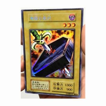 Yu Gi Oh próba koszmaru DIY zabawki Hobby Hobby kolekcje kolekcja gier Anime karty tanie i dobre opinie TOLOLO Q690 Dorośli Chiny certyfikat (3C) Fantasy i sci-fi