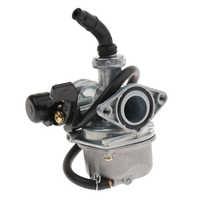 PZ 19mm Lever Choke Carburetor for 90cc 110cc 125cc ATV Quad Pit Dirt Bike