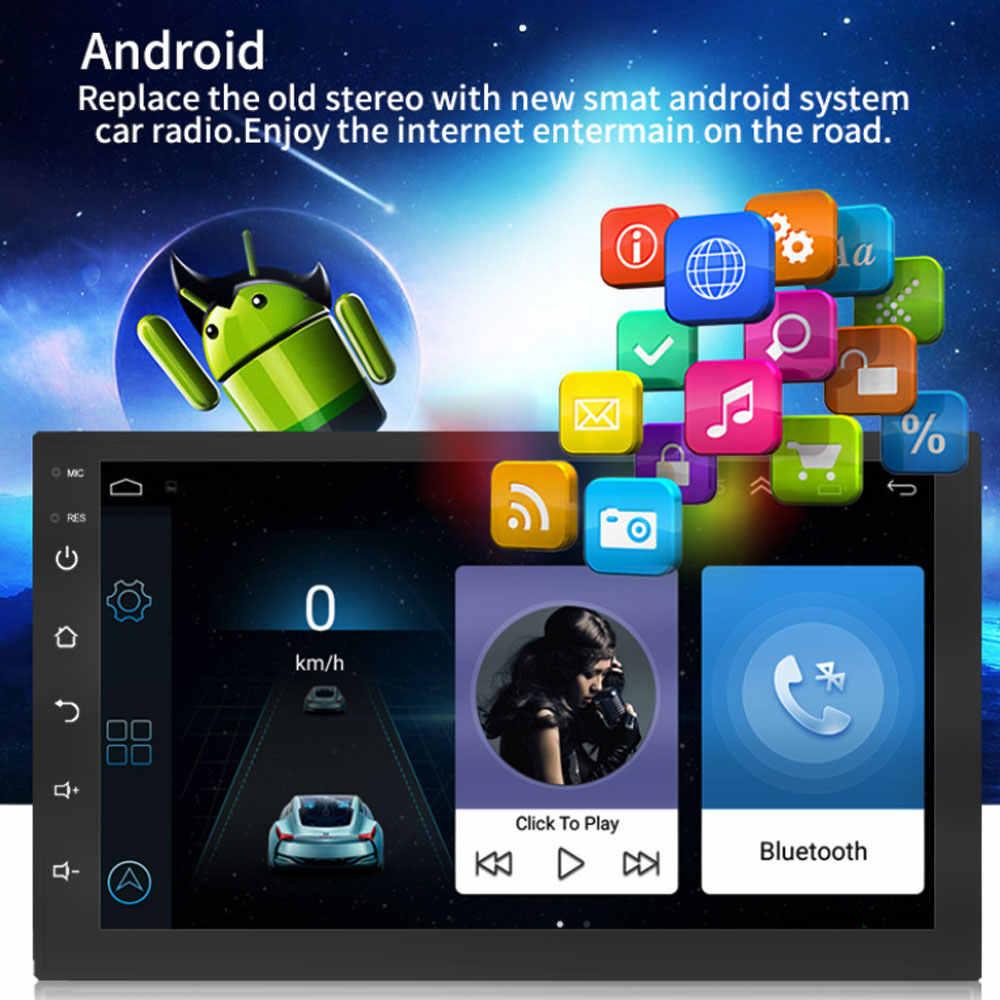 2 Din Android 8.1 Auto Radio Multimedia Video Player Universele Auto Stereo Gps Kaart Voor Volkswagen Nissan Hyundai