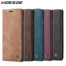 Magnetic Flip Leather Wallet Case For Samsung Galaxy S20 Ult