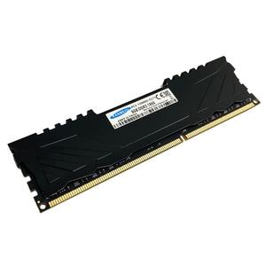 Image 5 - KANMEIQi DDR3 ram 8GB 1866 1600 ذاكرة عشوائيّة للحاسوب المكتبي مع الحرارة بالوعة pc3 dimm 4GB 1333MHz 1.5V CL9 CL11 الأسود