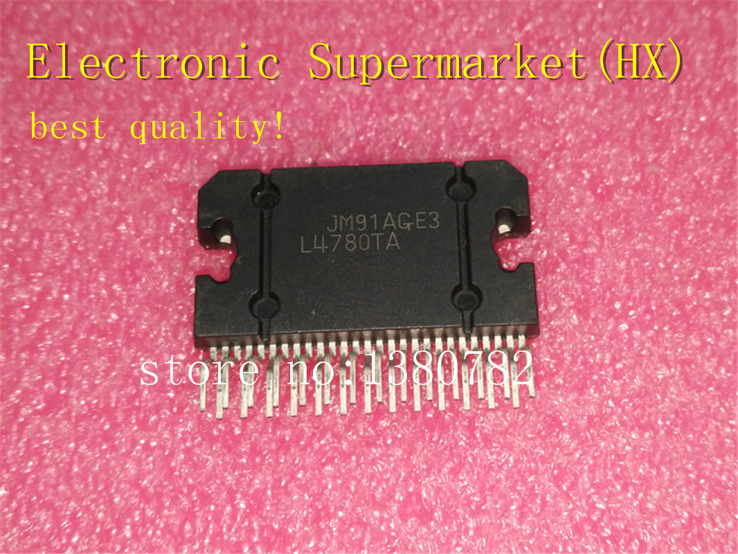 Free Shipping 1pcs L4780TA LM4780TA LM4780 ZIP-27 100% new and original IC In stcok! image