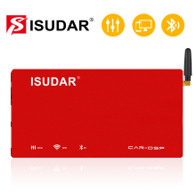 Car-Amplifier DSP Audio-Processing 31 Band ISUDAR FILTER Division Bluetooth Digital Auto