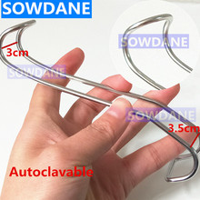 Dental Lip And Cheek Sternberg Retractor Restorative Dental Orthodontic Instrument Retractor Mouth Opener Oral Care deasin high quality 1pc dental oral photographic orthodontic implant lip cheek retractor opener tool