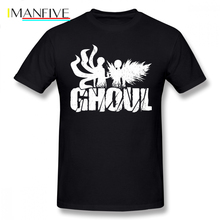 Tokyo Ghoul T Shirt Ghoul T-Shirt 4xl 100 Percent Cotton Tee Shirt Short Sleeve Classic Men Graphic Cute Tshirt peaky blinders t shirt peaky blinders t shirt 4xl 100 percent cotton tee shirt short sleeve classic men graphic cute tshirt