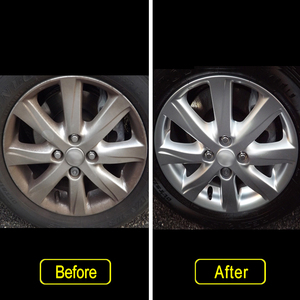 Image 4 - Car Rim Hub Washing and Cleaning Car Rims Care Cleaner Wheel Coating Car Motorcycle Brake and Chain Cleaner Bicycle Rim Cleaning