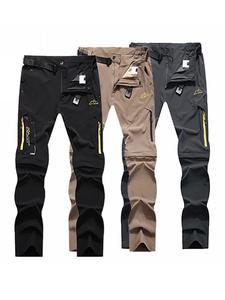 TRVLWEGO Trousers Hiking-Pants Trekking Travel Outdoor Quick-Dry Waterproof Summer Camping