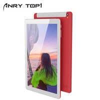 Tablet PC 10.1 Cal MTK6582 octa core 4G telefon Android 7.0 Tablet 4GB Ram 64GB Rom ekran IPS wifi Bluetooth