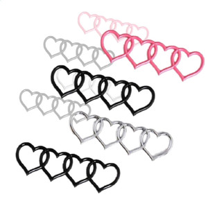 Image 3 - For Audi A3 A4 B8 A5 A6 A8 Q3 Q5 Q7 TT RS3 RS5 RS8 TIK Tok Rear Trunk Badge Emblem Replacement Styling Love Heart Decal Sticker