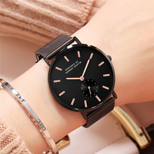 Women Watches Luxury Stainless Steel Strap Japan Quartz Movement Fashion Female Top Brand Waterproof Reloj Mujer