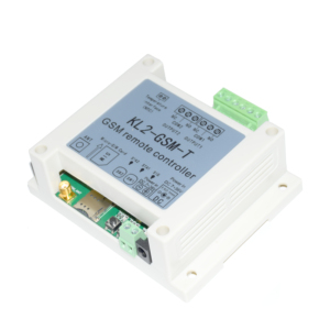 Image 3 - GSM two relay output remote controller switch access controller KL2 GSM with NTC temperature sensor for water electric heating