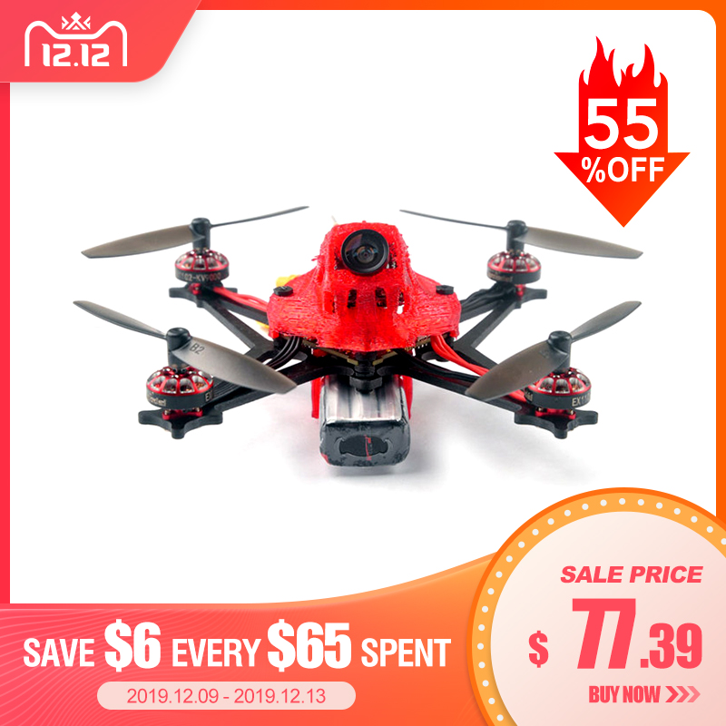 Happymodel Sailfly X 2-3S F4 105mm 5.8G 40CH Crazybee PRO Mini FPV RC Drone PNP BNF Multirotor Quadcopter VS Mobula7 Mobula 7 HD image