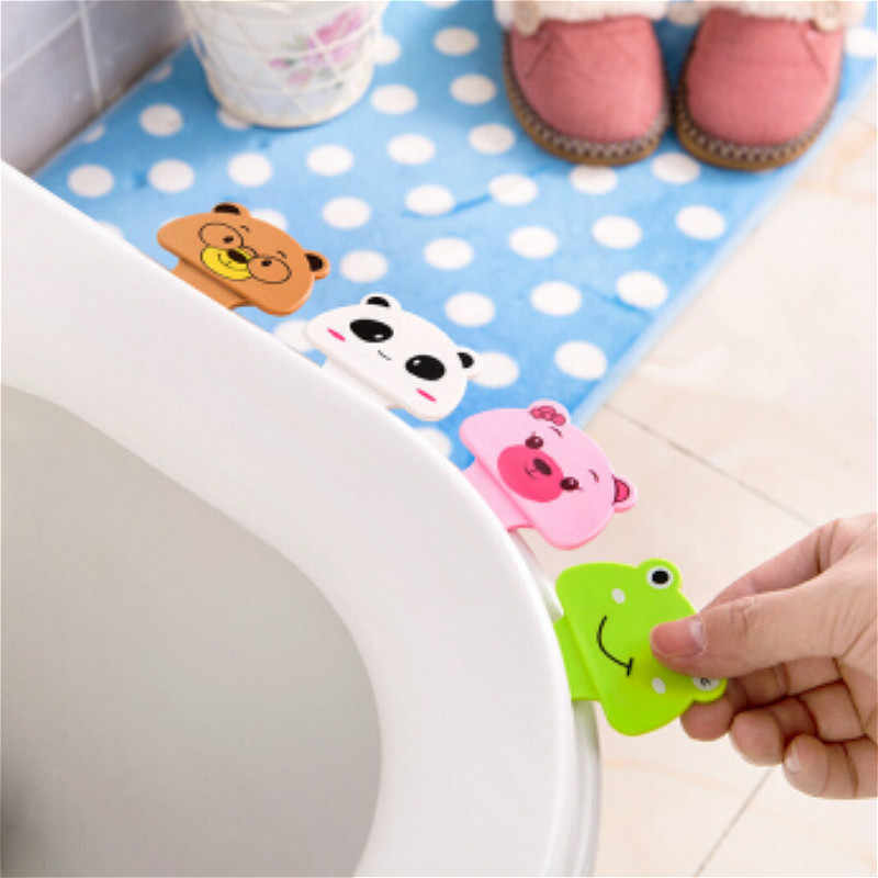세트 따뜻한 부드러운 빨 수있는 변기 커버 매트 홈 장식에 대 한 설정 Closestool 매트 좌석 케이스 화장실 뚜껑 액세서리