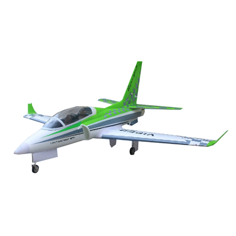 Viper 1450mm Wingspan 90mm Dusted Fan EDF Jet Remote Control RC Airplane Aircraft KIT Toys