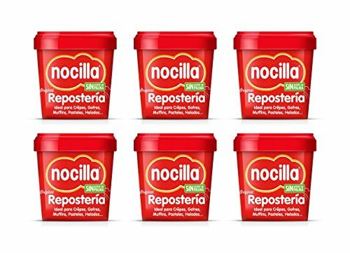 Cacao Cream With Hazelnuts Nocilla Professional 6x1Kg (6 Tubs Case)