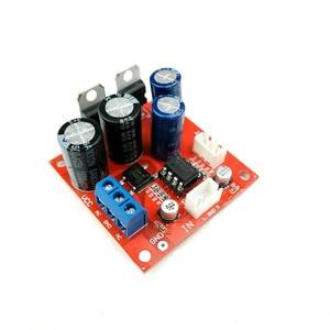 SOTAMIA NE5532 Preamplifier Board Vinyl Record Player MM MC Phono Preamplifier Preamp Board NE5532 OP Amp Dual AC 5-16V
