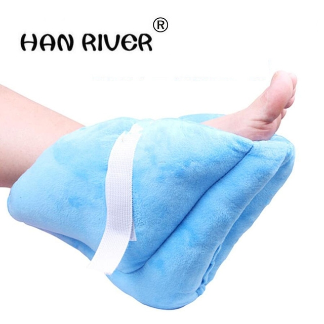 HANRIVER Decompression in bed foot ring against bedsore heel pad first step pedal with protective sleeve tee shoe covers the eld