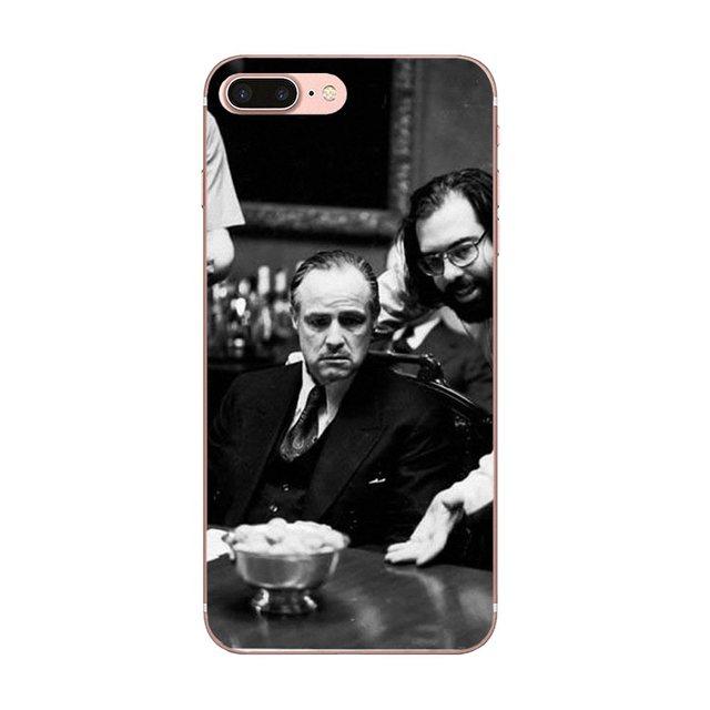 Diy Printing Drawing Tpu Phone Case Design Godfather For Xiaomi