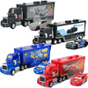 Disney Pixar Autos 2 3 Spielzeug Blitz McQueen Jackson Storm Mack Onkel Lkw 1:55 Diecast Modell Auto Spielzeug Kinder Weihnachten geschenk
