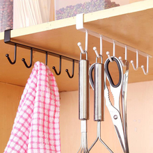 Cup-Holder Storage-Rack Bathroom-Hanger Cabinet-Door-Shelf Kitchen-Organizer Hanging