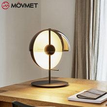 Пост современный светодиодный напольный светильник из смолы