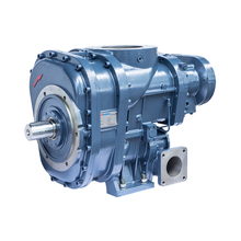 Two Stage Hanbell 750 Cfm Screw Air Compressor Heads AB-600R цена и фото