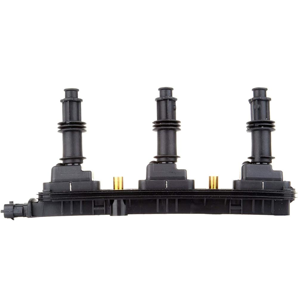New ignition coil for 99-05 Cadillac, Saturn/Catera, CTS L300 L300-2 L300-3 LS2 0221503026, GM 90584336, DMB936, DR1708 стоимость