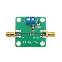 Vooringenomenheid Tee Wideband 10-6000Mhz Voor Ham Radio Rtl Sdr Lna Low Noise Amplifierr(China)
