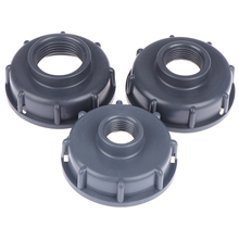 Threaded-Cap Tank-Fittings Ibc 1--Adapter-Connector Coarse S60X6 60mm Female Durable