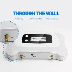 Image 5 - Akıllı 4G hücresel sinyal amplifikatörü LTE 800MHz cep sinyal güçlendirici band20 4G sinyal tekrarlayıcı kiti ile LCD ekran
