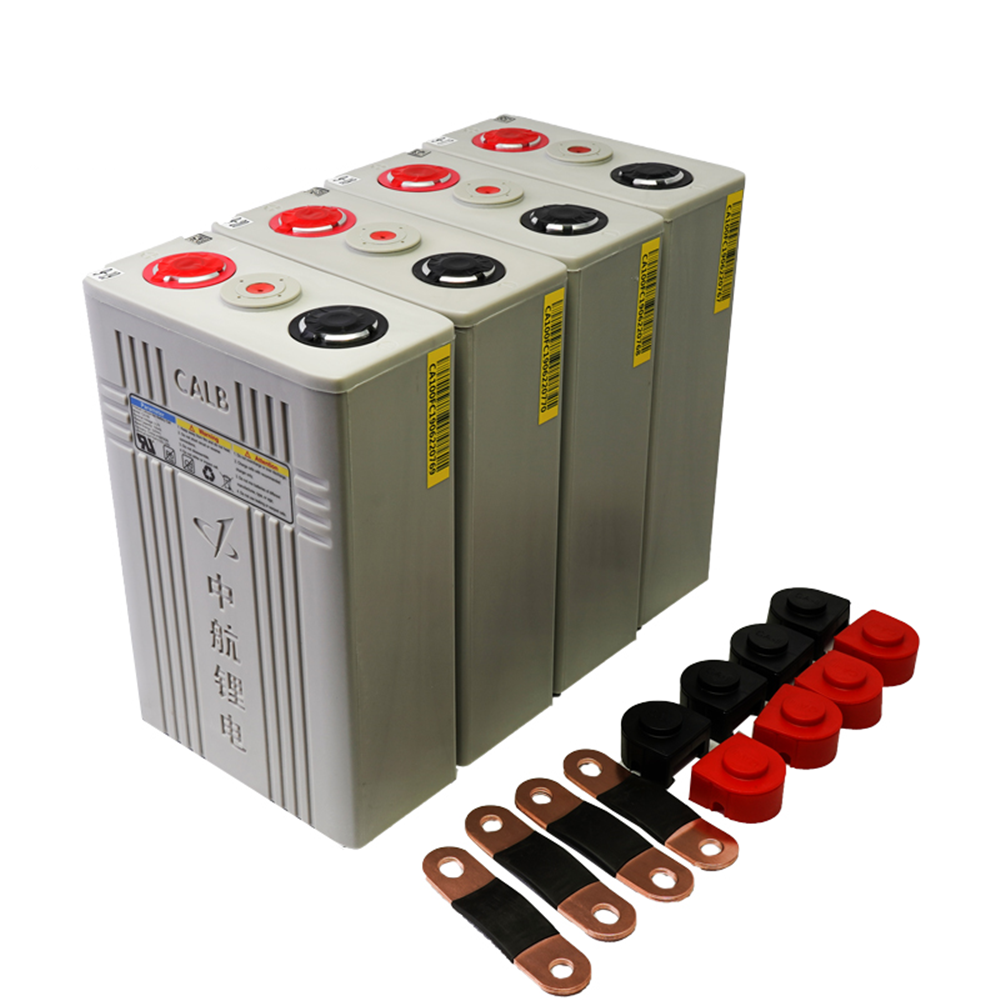 CALB 3.2v <font><b>100ah</b></font> Lifepo4 <font><b>battery</b></font> <font><b>12v</b></font> 24V 36V 48V <font><b>Lithium</b></font> iron phosphate cell <font><b>batteries</b></font> NEW ca100 Plastic for solar RV pack to 24V image