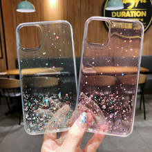 Glitter Silicone Case For OPPO Realme C2 X2 XT 5 5s 5i C3 Q 6 X50 3 C11 Pro Find