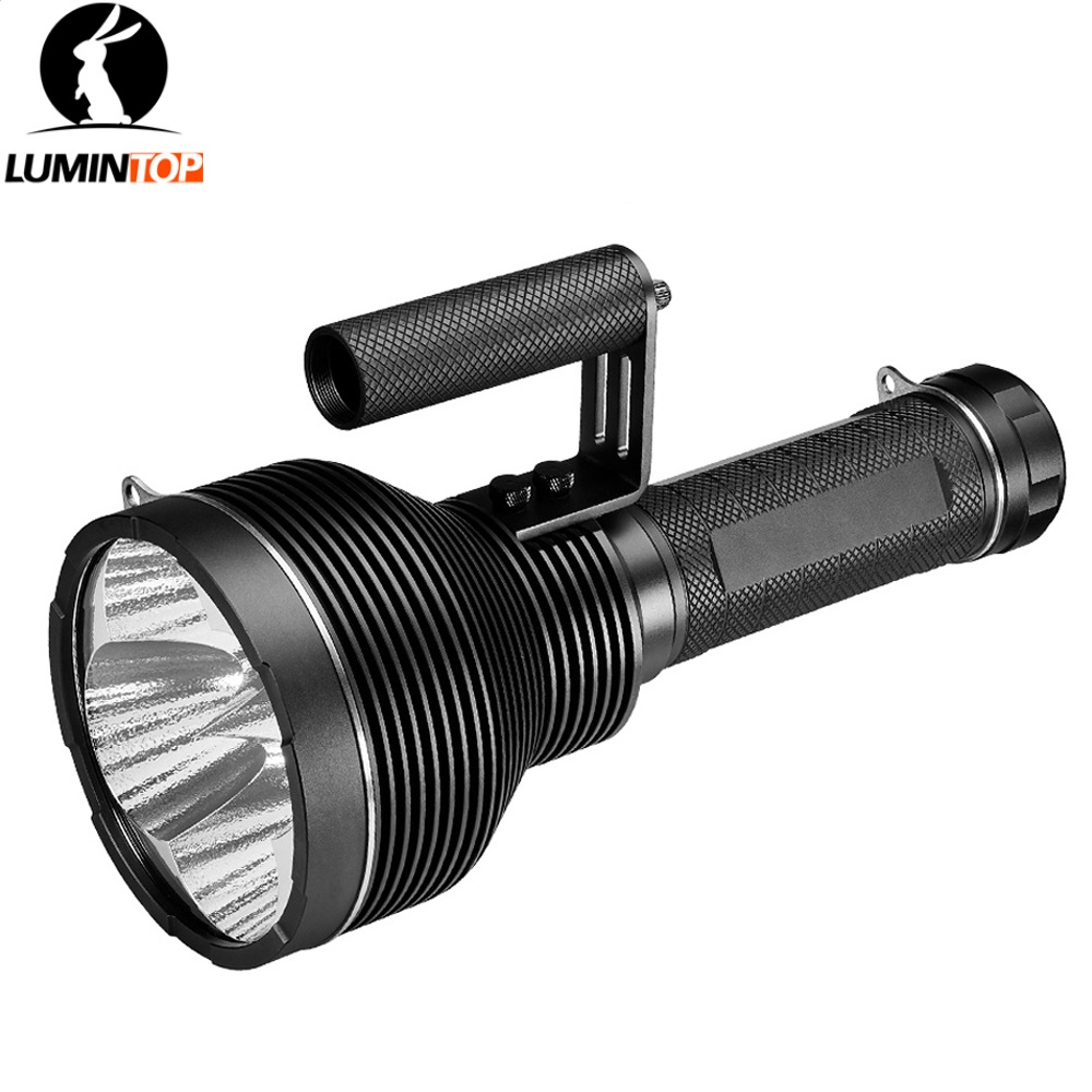 LED Flashlight Rescue SBT-90 18650 Battery BLF 20000 Lm Lumintop Search Outdoor-Sports