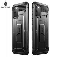 Supcase Voor Samsung Galaxy S20 Case/ S20 5G Case (2020 Release) ub Pro Full Body Holster Cover Zonder Ingebouwde Screen Protector