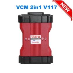 Новый VCM 2 IDS 2 в 1 V116 V114 для VCM II диагностический инструмент для Ford VCM2 IDS V116 для Mazda VCM2 IDS V116 установка без VMware