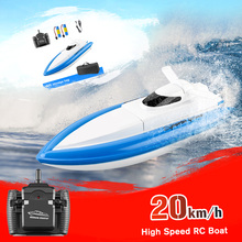 RC Boat Rc-Toy with Bag 800 Gift 20km/H