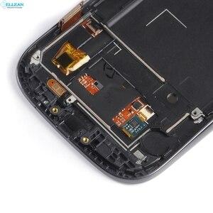 Image 3 - Catteny 4.7 inç Samsung Galaxy S3 Lcd I9305 I9301 ekran dokunmatik ekranlı sayısallaştırıcı grup I9300 Lcd ekran orta çerçeve