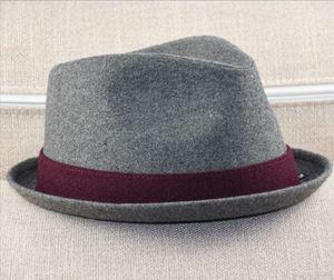 Image 5 - Big Head Men Large Size Fedora Hats Dad Winter Party Formal Jazz Hat Male Plus Size Wool Felt Hat 57 58cm 59 60cm 60 62cm