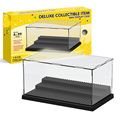 LELE79150 Kompatibel Mit Lepining Klassische Deluxe Sammeln Artikel Mini Display Fall Bausteine Ziegel Zahlen Display Box