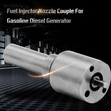 Gasoline Diesel Fuel Injector Nozzle Fits For 178F 186F 188F diesel engine hb thermoelectric generator chongqing quality bare cylinder head for 186f l100 9hp air cooled diesel engine 5 5 5kw generator