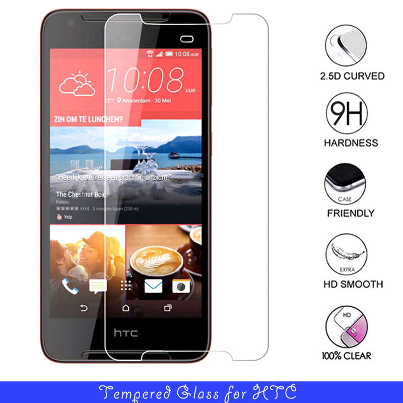 Tempered Glass For HTC Desire 830 828 826 Protective Glass For Desire 628 626 620 530 Screen Protector For HTC 825 820 816 728