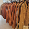 SALE CLEARANCE! RANDOM Color ! Men Leather Jacket 100% Natural Cowhide or Sheepskin Leather Jacket Man Skin Coat Autumn M163 5