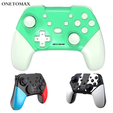 Bluetooth Wireless Gamepad for Nintendo Switch Pro Gamepad for Nintend Switch Controller Android PC Games Joystick with Six-axis new bluetooth wireless gamepad for nintendo switch pro controller for nintend switch console game joystick for android pc handle