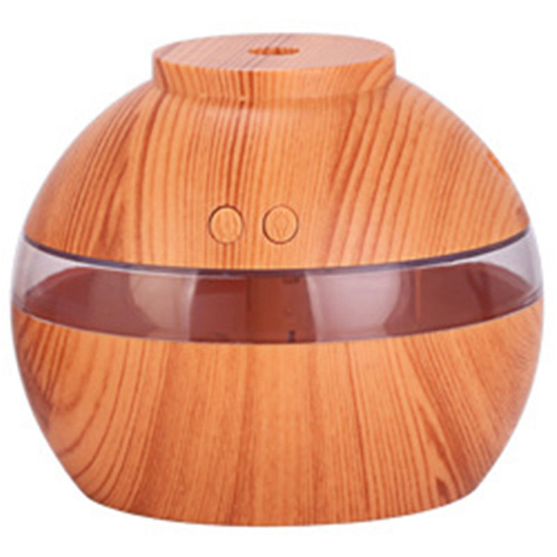 USB Ultrasonic Humidifier 300Ml Aroma Diffuser Essential Oil Diffuser Aroma Sprayer With LED