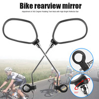1pair Bike Rear Mirror Safety Right Left Bicycle Side Rear View Mirror for Cycling SAL99|Bike Mirrors| |  -